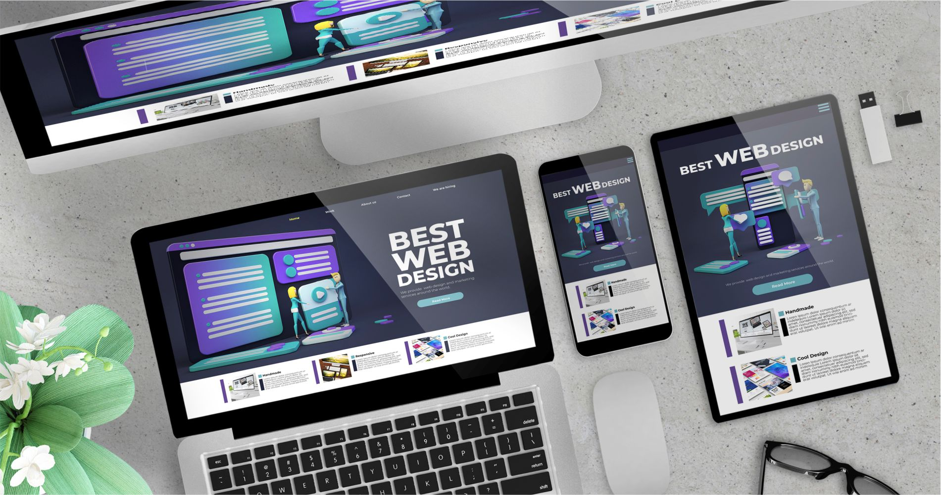 3 design mistakes you make when building a website